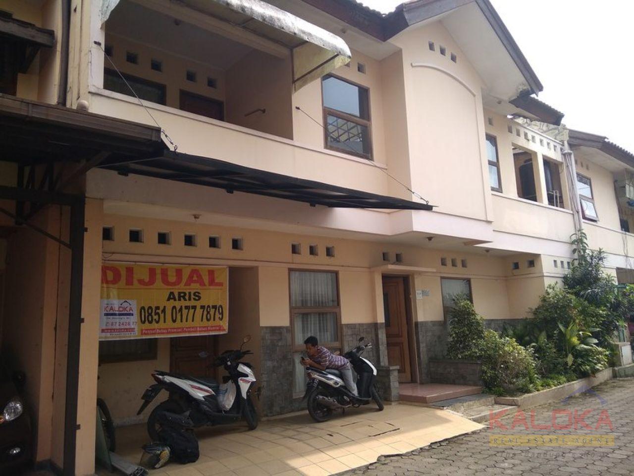 Rumah siap huni di Cukang Kawung Asri Cikutra