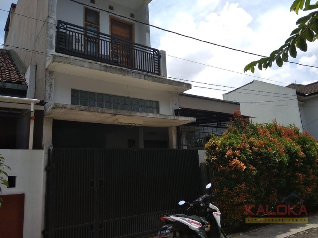 Rumah Siap Huni di Komplek Kiarasari Asri Kiaracondong