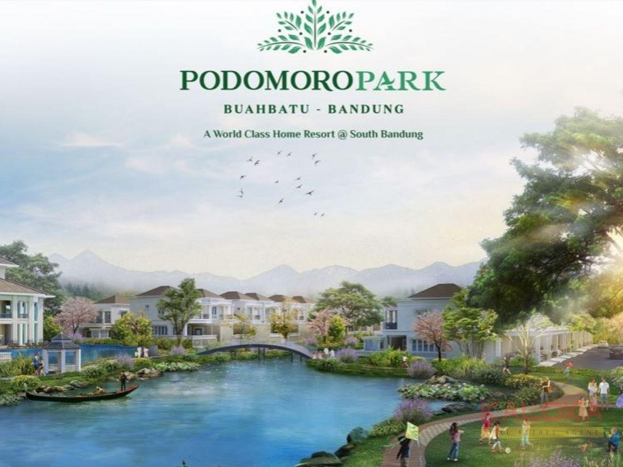 Podomoro Park Cluster Padmagriya Type AKASHA