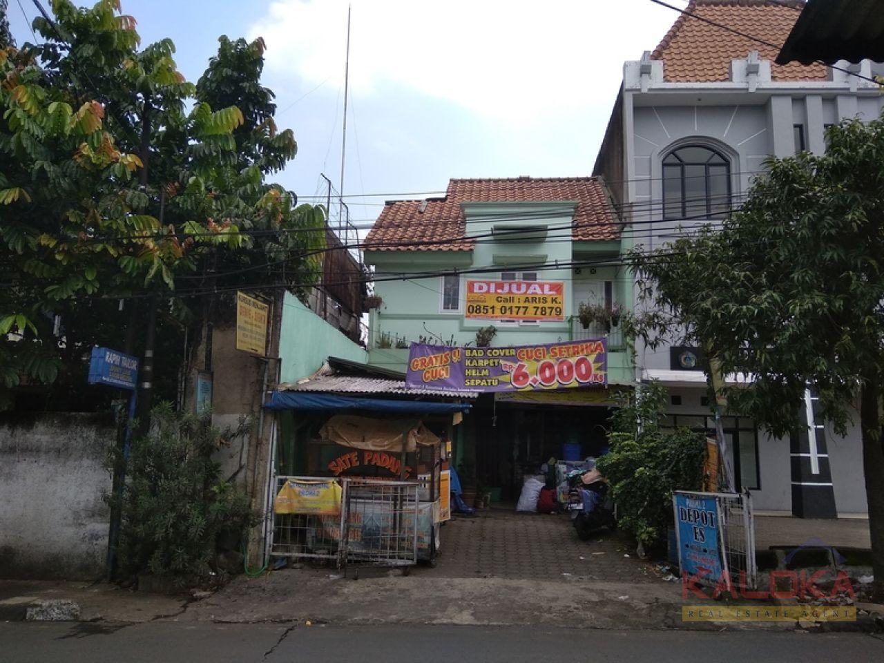 Ruko strategis di Suci Residence Padasuka Bandung