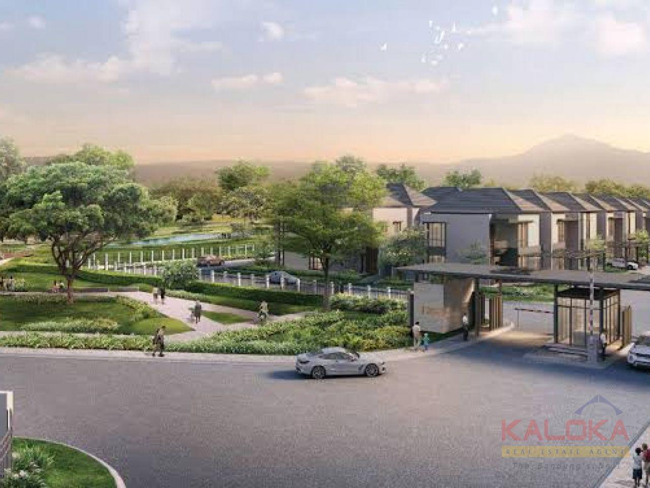Rumah Baru Summarecon Bandung Cluster Emily